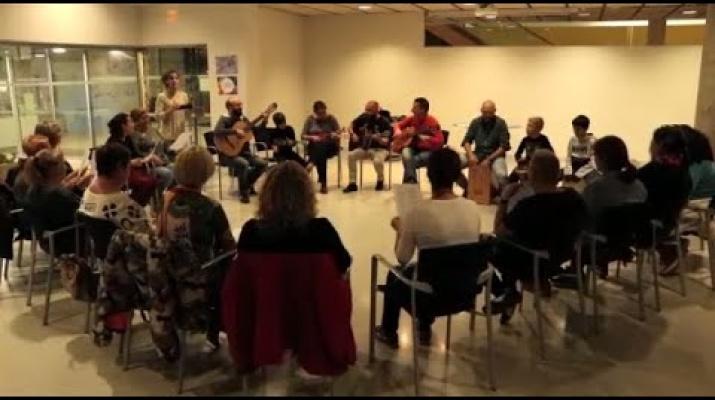 L'Orquestra de Barri del Centre Cívic Sant Jordi-Ribera Baixa