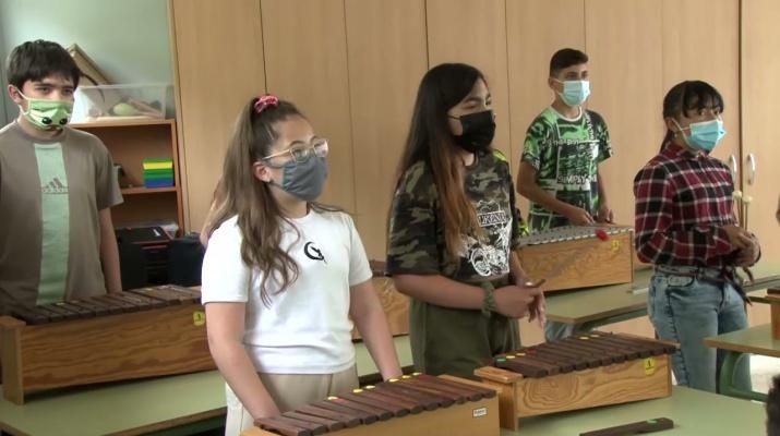 La Nostra Cantata: Escola Jacint Verdaguer