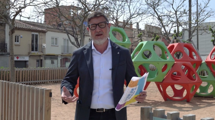 Vídeo bloc alcalde. Pla infància 06/04/2021 #elprat