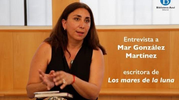 Entrevista completa a Mar González Martínez - Editorial Biblioteca Azul