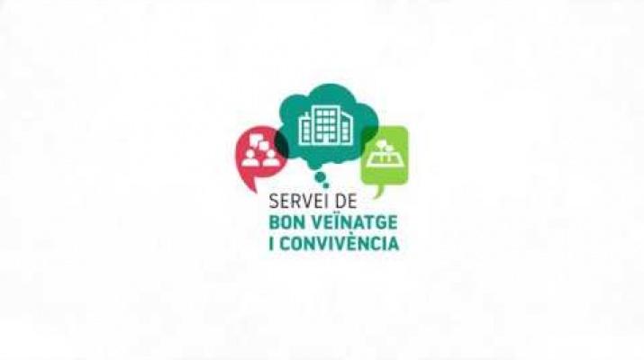 Servei de Bon Veinatge i Convivència, 2019