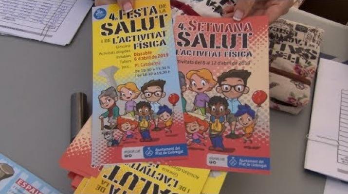 La Festa de la Salut i l'Activitat Física arriba a la quarta edició