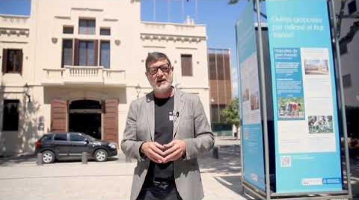Vídeo bloc de l'alcalde. Pressupostos participatius. 12/04/2021 #elprat