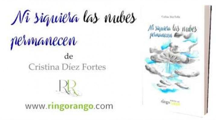 """Booktrailer del libro """"Ni siquiera las nubes permanecen"""" de Cristina Díez Fortes"""