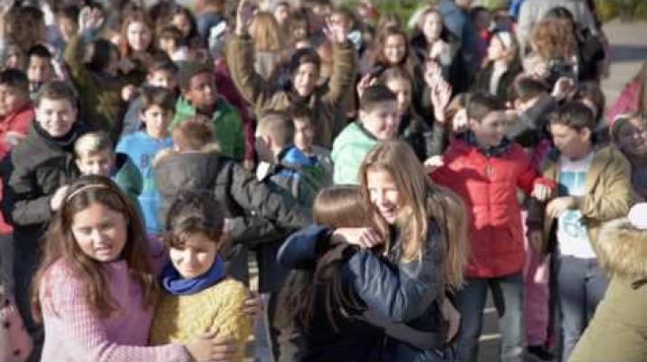 Teaser Videoclip Cantata Ciutat del Prat: Som el futur.