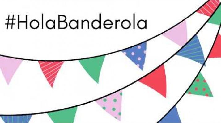 #HolaBanderola