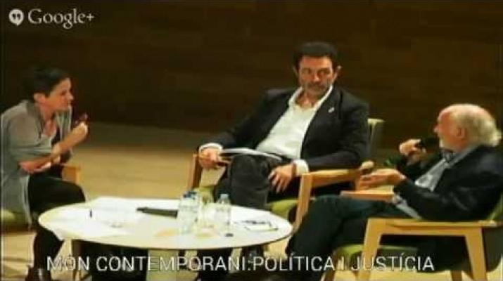 Món contemporani: Política i justícia. Amb Miguel Lorente i Josep Maria Mena