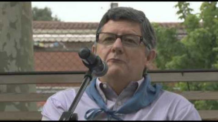 El Prat ret homenatge a Jaume Estruch