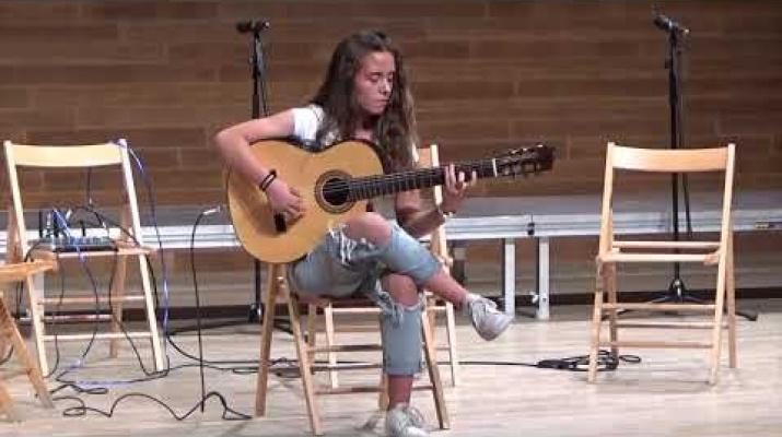 Concert d'estiu de Guitarres i Cors - L'Escola d'Arts en Viu