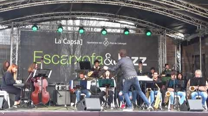 Big Band EMMEP featuring Gemma Abrié - Escarxofa&Jazz 2018