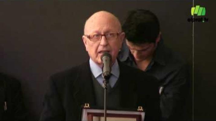 Fermí Marimon, membre d\'honor del cinema català
