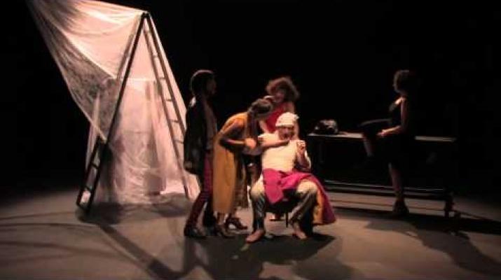 El pleito matrimonial del cuerpo y el alma #FITCA35 #ALMAGRO OFF