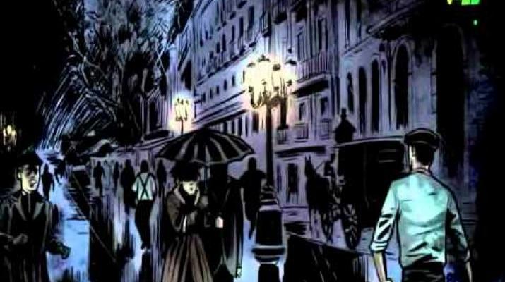 Sherlock Holmes viatja a Barcelona amb un pratenc