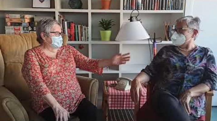 Fet a Mà, Fet a Casa: Carmen Fabró i Merche Rodríguez