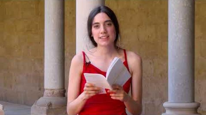 Juana Dolores Romero. Versió completa. Festival nacional de poesia a Sant Cugat. Octubre 2020