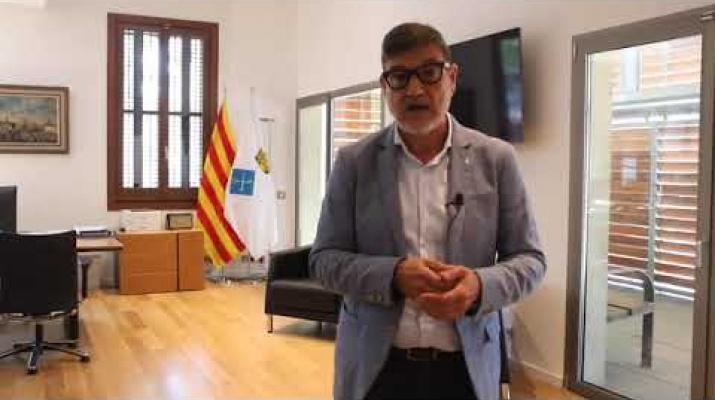 Vídeo bloc de l'alcalde. Alcaldia oberta. Parla amb l'alcalde 03/05/2021 #elprat