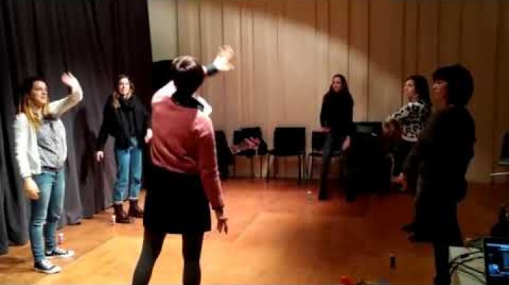 Entorn d'Aprenentatge mestres de música d'IntersECCions - 18a Cantata ciutat del Prat