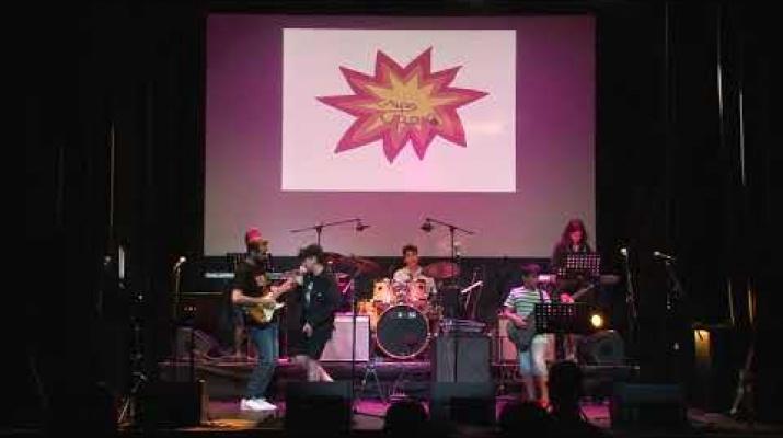 Concert d'estiu de combos 2019 - L'Escola d'Arts en Viu - 1r torn