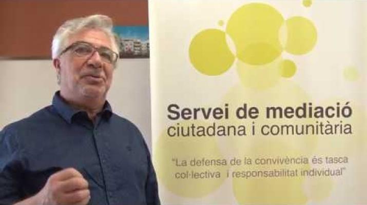 Programa de mediació reparadora a la comunitat. Ajuntament del Prat de Llobregat