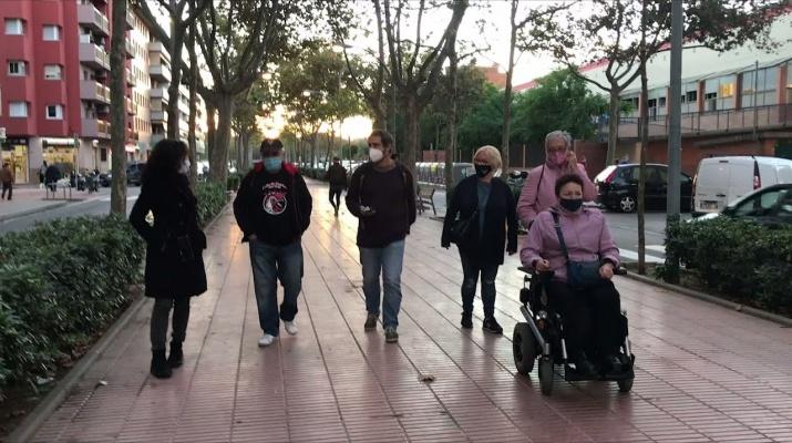"""""""Gent de barri"""" d'El Catalejo, projecte guanyador de la Convocatòria /Unzip 2020"""