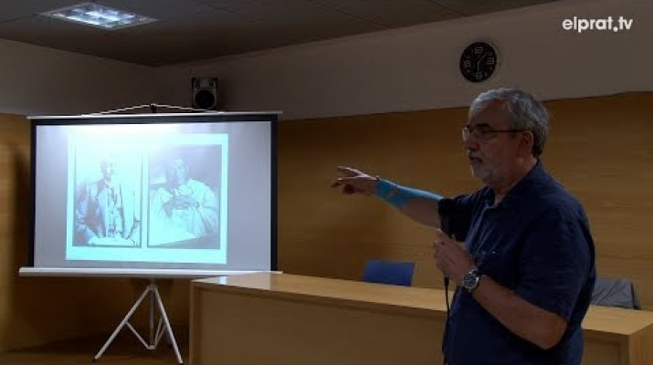 El Dr. Ramón Reñé resol dubtes sobre l'Alzheimer a familiars i persones cuidadores