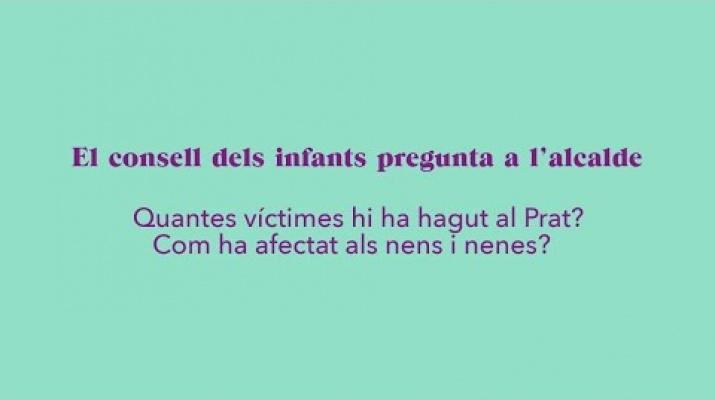 En Reyad pregunta: quantes víctimes hi ha hagut al Prat? Com ha afectat als nens i nenes?