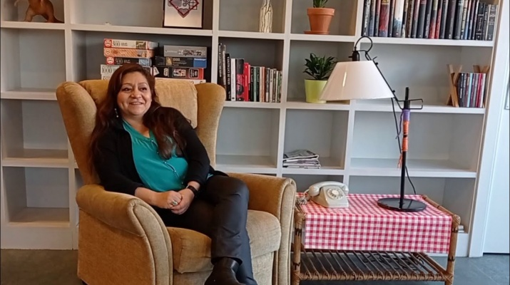 Fet a Mà, Fet a Casa: Evelyn Mundo
