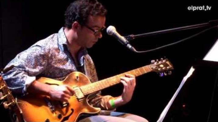 Marc Garcia canta a Brassens (La Capsa 14-01-17)