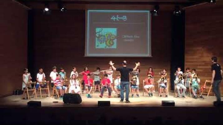 Concert de l'EntreVents de l'Escola Jacint Verdaguer 2018 - Segon Torn