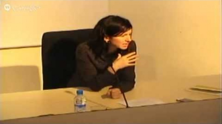 """Elena Idoate: """"Qué hacemos con el paro"""""""