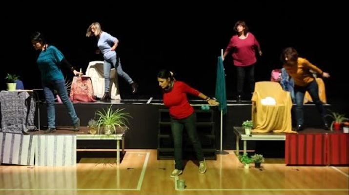 """""""Resonancias de balcón"""" - Mostra de teatre #EnFemení"""