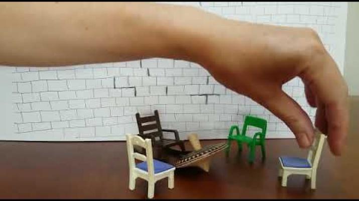 Presentació del Paraules a la Fresca Virtual - Vídeo-creació d'Emma Ardarri