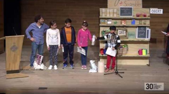 Adhesió a la Xarxa Escoles Sostenibles - Escola Jaume Balmes