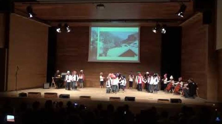 Concert d'Hivern d'Inicial 1r Torn - 27-1-18