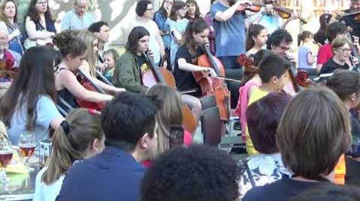 Jam de Corda 2019 - L'Escola d'Arts en Viu