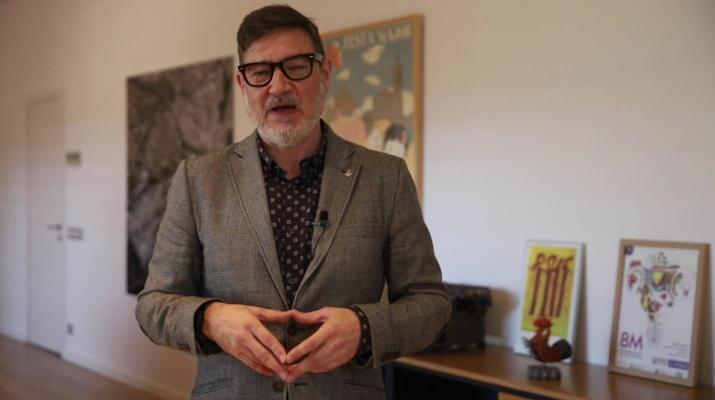 Vídeo bloc de l'alcalde