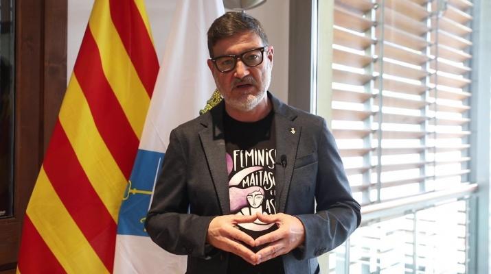 Vídeo bloc de l'alcalde 8-M 08/03/2021