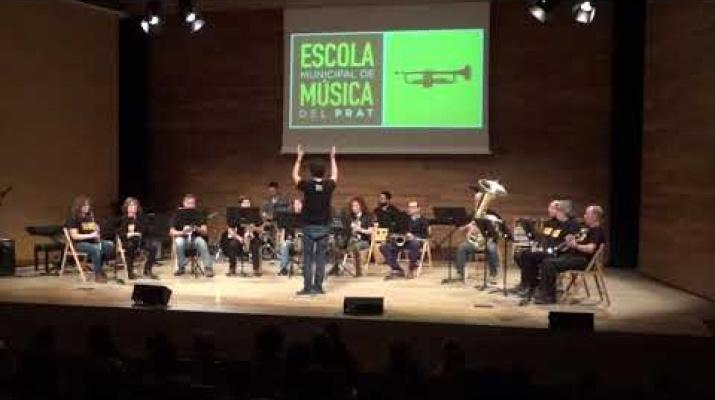 Concert de Primavera de Grans Conjunts de l'EMMEP 2018