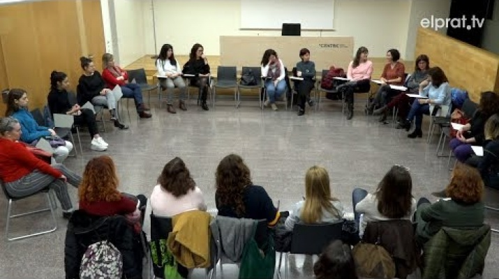 """Arrenca el nou club de lectura """"En femení: la veu i la paraula"""""""