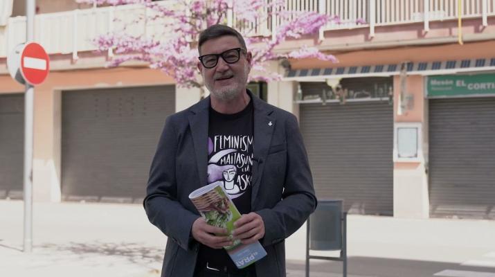 Vídeo bloc de l'alcalde. Primavera, març gastronòmic i carxofa 29/03/2021#elprat