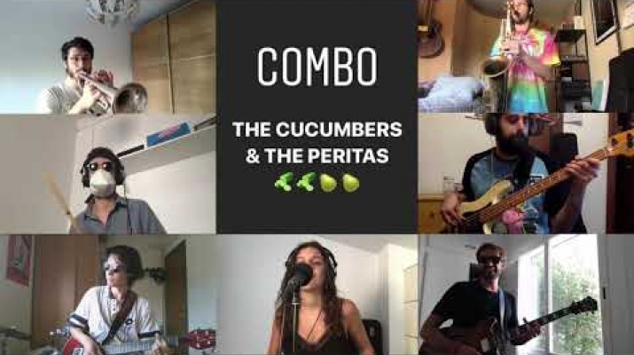THE CUCUMBERS & THE PERITAS   You got the love