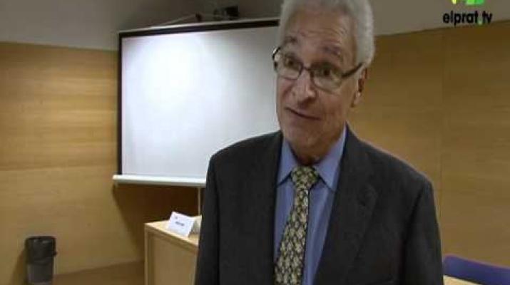 Un pratenc a la secretaria general d\'ERC de Macià