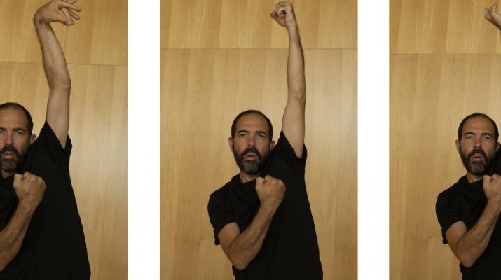 El monte de los olivos - Juan Carlos Lérida