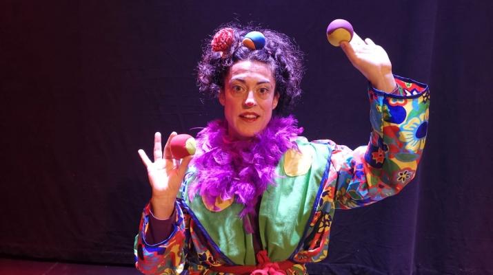 Bombo al circ: taller malabars