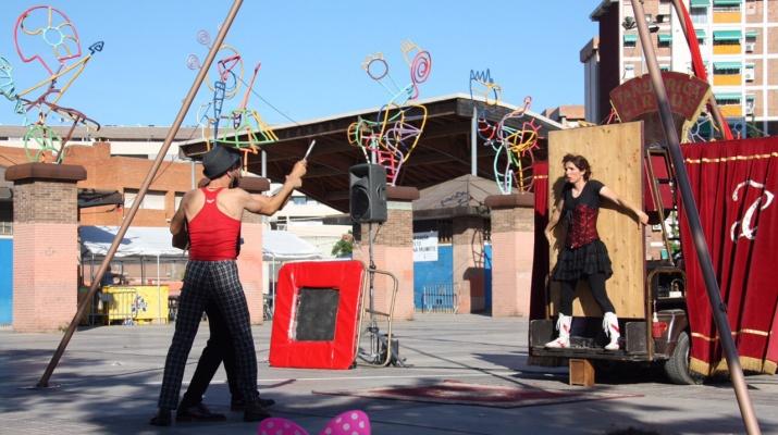 tangarica circus
