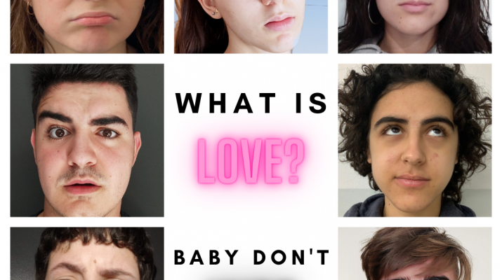 WHAT IS LOVE? - baby don