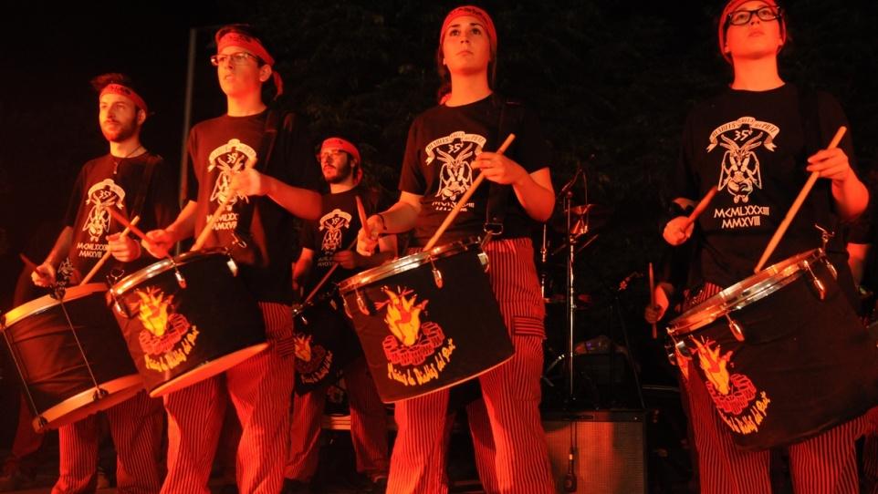 músics diables del Prat