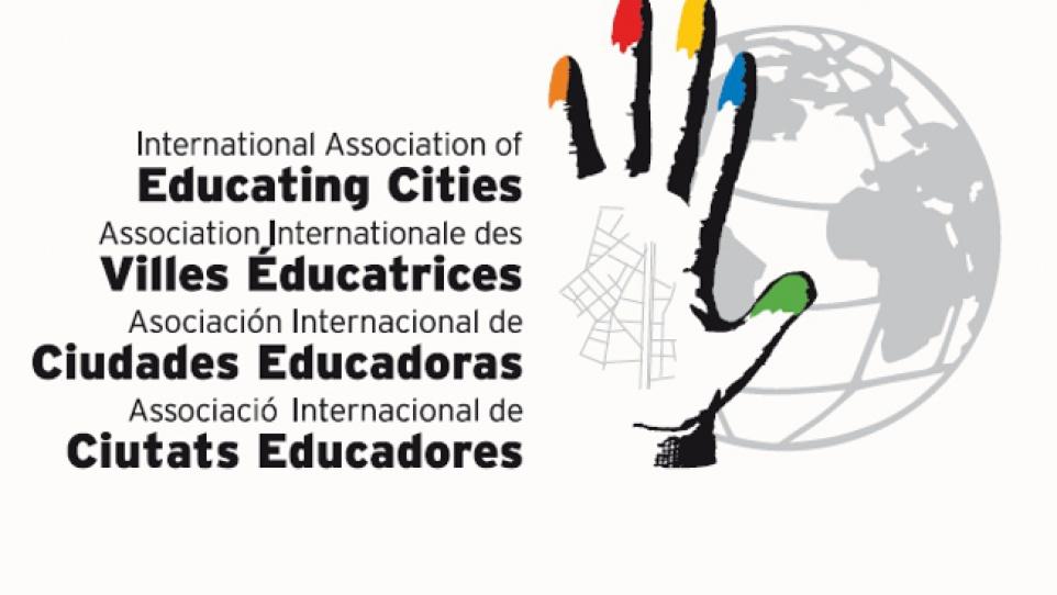 Imatge gràfica ciutats educadores 2017