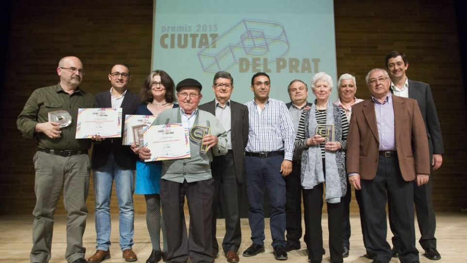 Premis Ciutat del Prat 2015