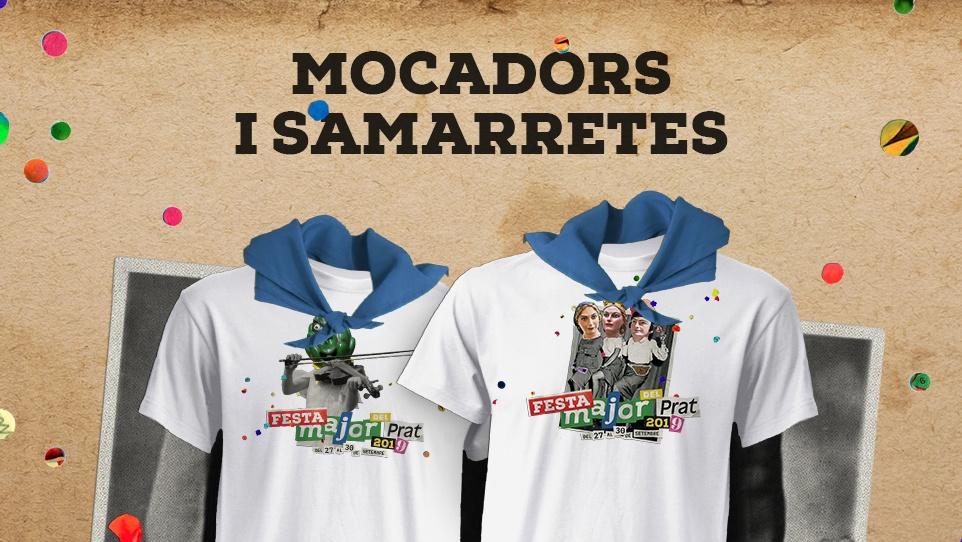 Mocadors i samarretes Festa Major_2